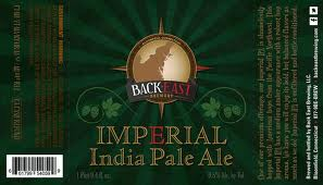 Back east imperial IPA
