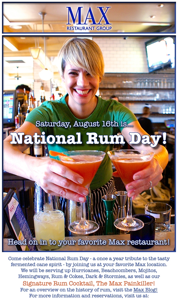 National-Rum-Day