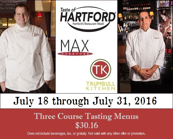Trumbull Kitchen Taste Of Hartford Menu