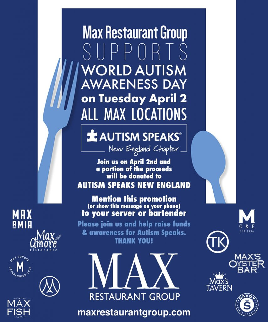 Welcome to the Max Restaurant Group