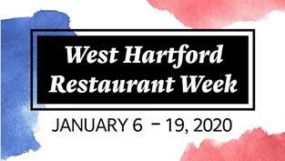 West Hartford Restaurant Week
